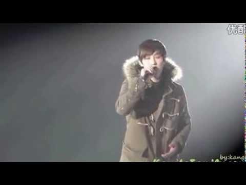 131130.강타(Kangta).Voice of Wolrd Concert Rehearsal 상록수+북극성(Fancam)