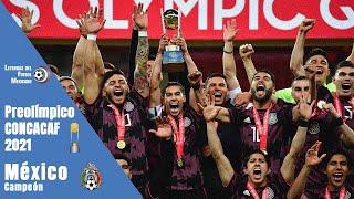 ¿Otra GENERACIÓN DORADA? - MÉXICO gana el PREOLÍMPICO y califica a las Olimpiadas de Tokio 2020/21