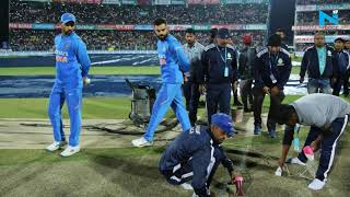 Netizens troll BCCI after using hairdryers, vacuum cleaner..