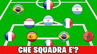 INDOVINA LA SQUADRA DI CALCIO CHALLENGE !!! Quiz di Calcio 2021