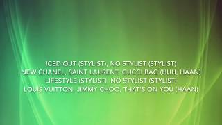 No Stylist (CLEAN LYRICS) French Montana & Drake