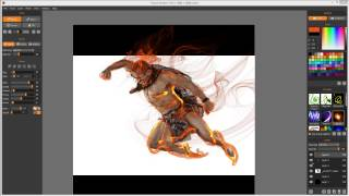 рисовалка огнём - фото 7