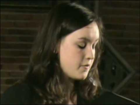 Irene Albrigi canta il