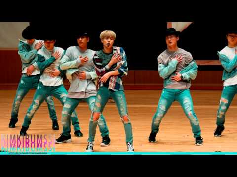 [4K] 160317 스쿨어탬 in 성신여대 TAEMIN _ Press Your Number