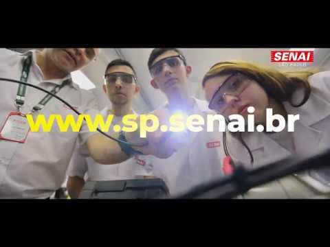 Cursos EAD gratuitos: Portal Senai - SP - EAD - Vídeo 1