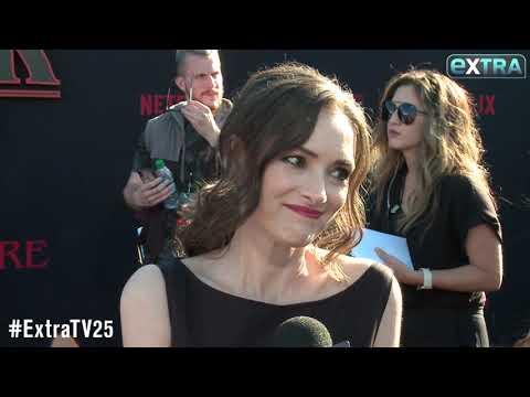 Winona Ryder Spills on 'Stranger Things' Season 3 Trailer