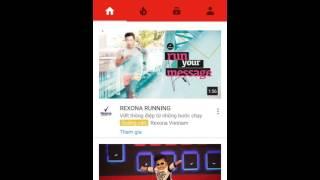 Hướng Dẫn Tạo Tài Khoảng Youtube Trên Điện Thoại •  Văn Kha CrossFire