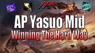 AP Yasuo Mid Lane - League of Legends