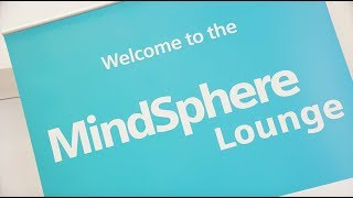 Launching the Siemens MindSphere Lounge