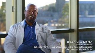 Dr. Kafui Dzirasa: A Black Man in a White Coat video