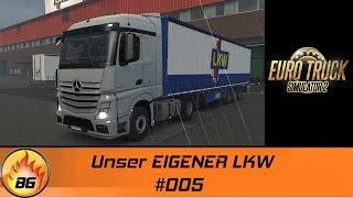 ETS2 - Burning Gamers #005 | Unser EIGENER LKW | Let's Play [HD]