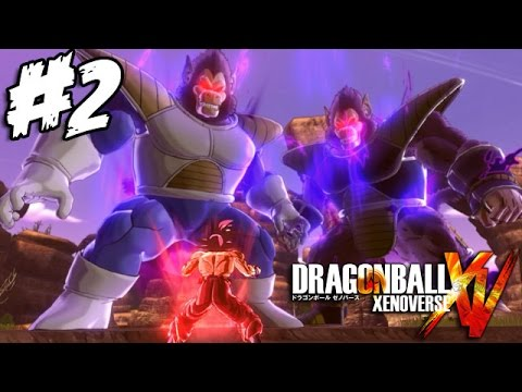 Dragonball Xenoverse | ตัดหางให้ขาดเลย ฉับ ฉับ ฉับ Part 2