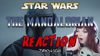 WHO IS THAT?!?! - Mandalorian Season 2 Trailer- REACTION!