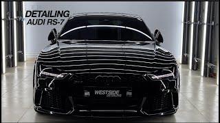 Audi RS7 Full Detailing & CeramicPro 9H