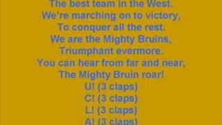 UCLA Fight Song -