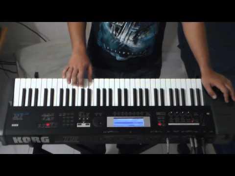 Sonata Arctica - San Sebastian Tutorial Solo Teclado (keyboard) Juan Carlos Cázares