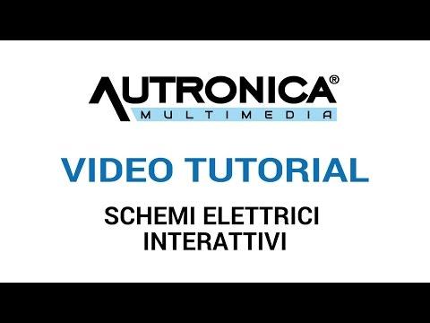 Tutorial schemi elettrici interattivi - Autronica Multimedia