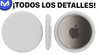 YA SABEMOS TODO DE LOS APPLE AIRTAGS:  AL DESNUDO!!!!!!!!