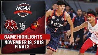 SBU vs. CSJL  - November 19, 2019 | Game Highlights | NCAA 95 MB