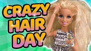 Barbie - Crazy Hair Day | Ep.175