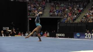 Simone Biles- Floor Exercise - 2016 P&G Gymnastics Championships – Sr. Women Day 2