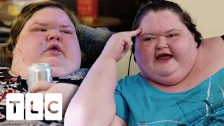 Amy And Tammy Get Into A HUGE Fight | 1000-Lb Sisters
