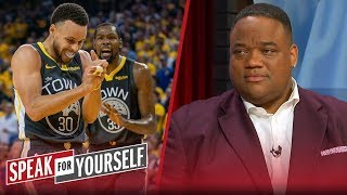 Warriors success in KD's absence puts an asterisk on his titles —Whitlock | NBA | SPEAK FOR YOURSELF