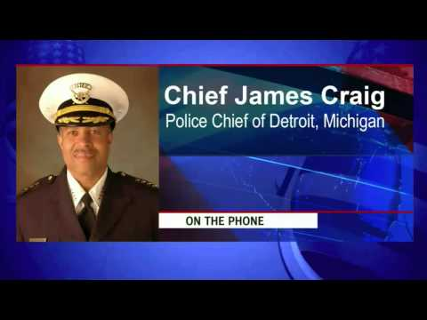 Chief James Craig -- The Police Chief Of Detroit, Michigan - Smashpipe News