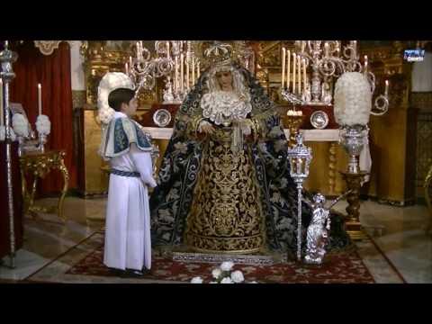 Besamanos de la Virgen de la Hiniesta
