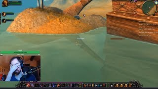 Asmongold Explains How Horrible Blizzard Treated Him At Blizzcon (Daily WOW #88)