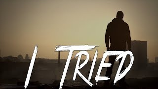 I TRIED - Very Sad Storytelling Rap Instrumental | Music To Write Deep Lyrics