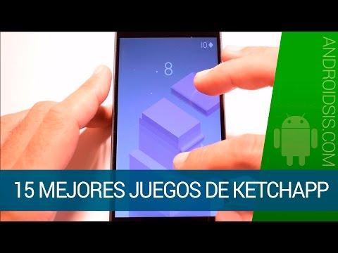 Los 15 mejores videojuegos de Ketchapp Games