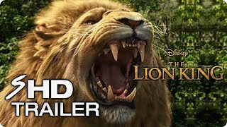 THE LION KING (2019) First Look Trailer - Beyoncé Live-Action Disney Movie [HD] Concept
