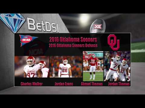 2016 NCAA Betting | Oklahoma Sooners Team Preview and Odds
