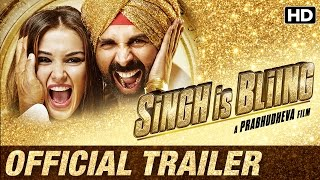 Singh Is Bliing (Official Trailer with Subtitle) | Akshay Kumar & Amy Jackson