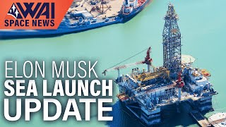 Is SpaceX Building Two Orbital Starship Pads? & Major Sea Launch Platform Update From Elon Musk!