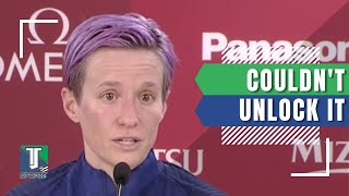 Megan Rapinoe SAYS her future can wait until after Olympics as USWNT were beaten by Canada in SEMIS