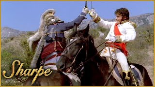 Sharpe Witnesses A Duel | Sharpe