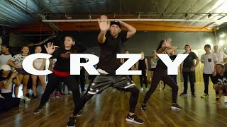 """CRZY"" - Kehlani Dance | @MattSteffanina Choreography #CRZYstrong (Crazy)"
