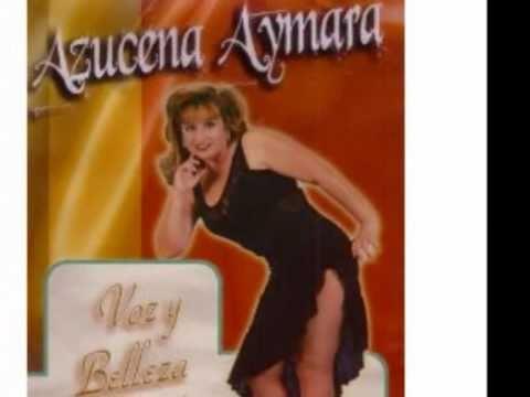 AZUCENA AYMARA MIX AL ESTILO DEL PAPA DE LAS MEZCLAS ANGEL DJ