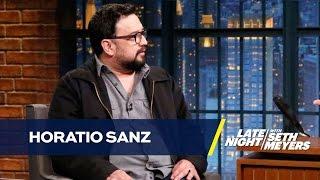 Horatio Sanz and Seth Recall a Failed SNL Sketch with Donald Trump