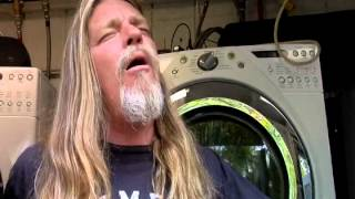 Homeless Man Singing to God at Mary's Kitchen - Complete and unedited