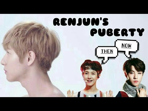 [NCT DREAM] WHAT NCT RENJUN DO ON HIS PUBERTY #HAPPYRENJUNDAY