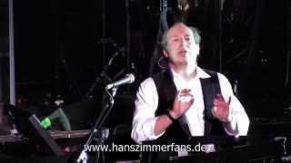 Hans Zimmer - Crimson Tide / Angels & Demons Medley - Hans Zimmer Live - Orange - 05.06.2016
