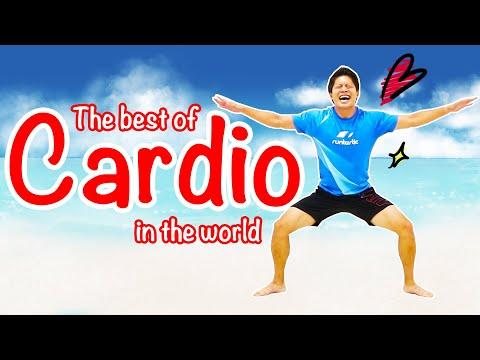 【28分】ダイエット運動はこれだけでOK!滝汗筋トレ+有酸素運動+ストレッチ!