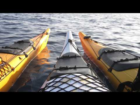 Santorini Sea Kayak Intro