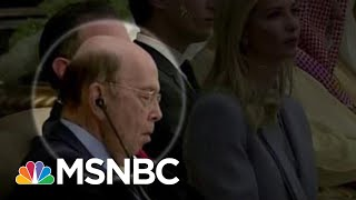 Wilbur Ross Loves His Slippers And His Naps | All In | MSNBC