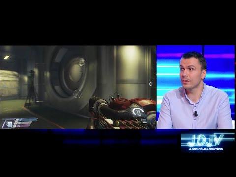 Prey, nouveau bijou d'Arkane Studios - Le Journal des Jeux Vidéo du ...