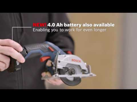 Bosch GKS12V-26 12v Cordless Circular Saw Body Only