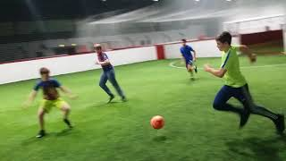 Epic Indoor Football Match - The Rematch(4)